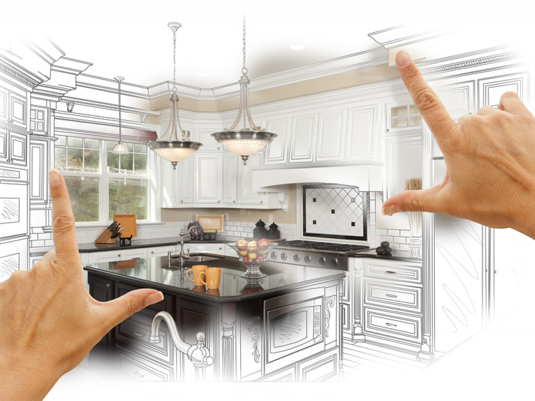 Custom Kitchen Designs & Remodels